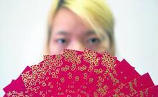 Los sobres que lastran el Año Nuevo Chino