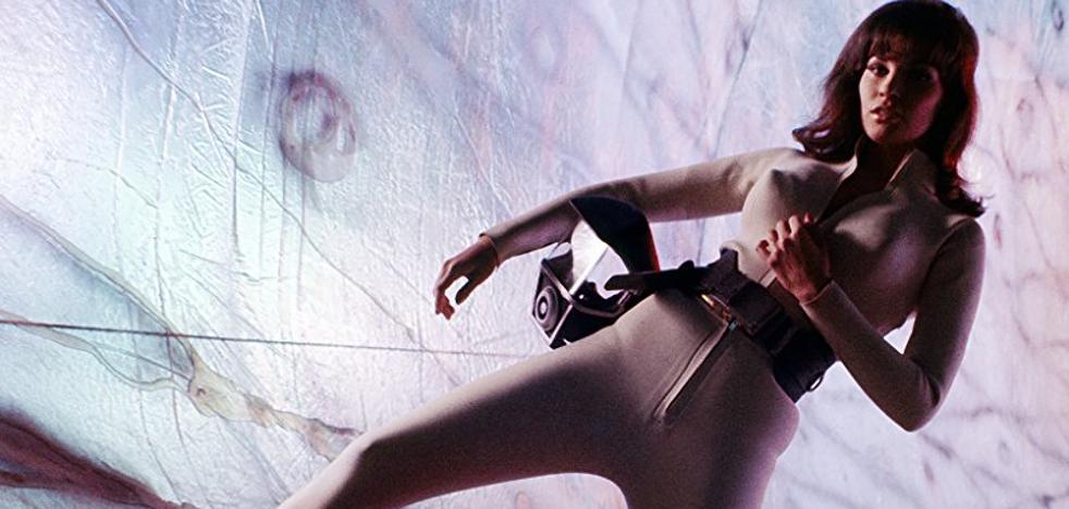 Raquel Welch, 'El Cuerpo'