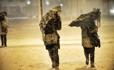 Desbordamientos, rachas huracanadas, heladas... El segundo enero más frío y húmedo en dos décadas