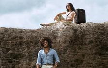 Lenny y Zoë Kravitz, la pareja de moda