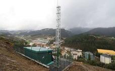 Doce pueblos de Álava pretenden cobrar por las antenas en sus montes
