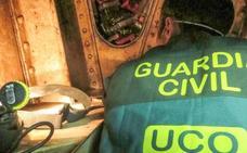 Un tribunal militar reabre la causa por el embarque de 127 kilos de droga en Elcano