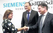 Los cambios en la cúpula y la subida en Bolsa traen la paz a la relación de Gamesa e Iberdrola