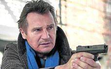 Liam Neeson quiso matar a un negro