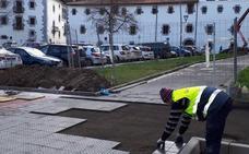 Markina rematará en verano la nueva zona de ocio de Zelaibarri que se llamará Bizenta Mogel