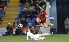 España se medirá a Inglaterra el próximo 9 de abril