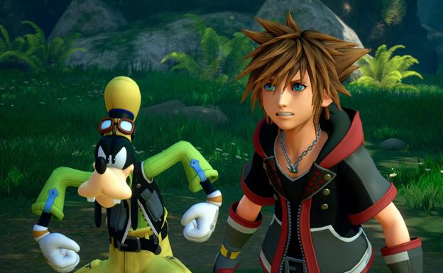 Kingdom Hearts III/Square Enix