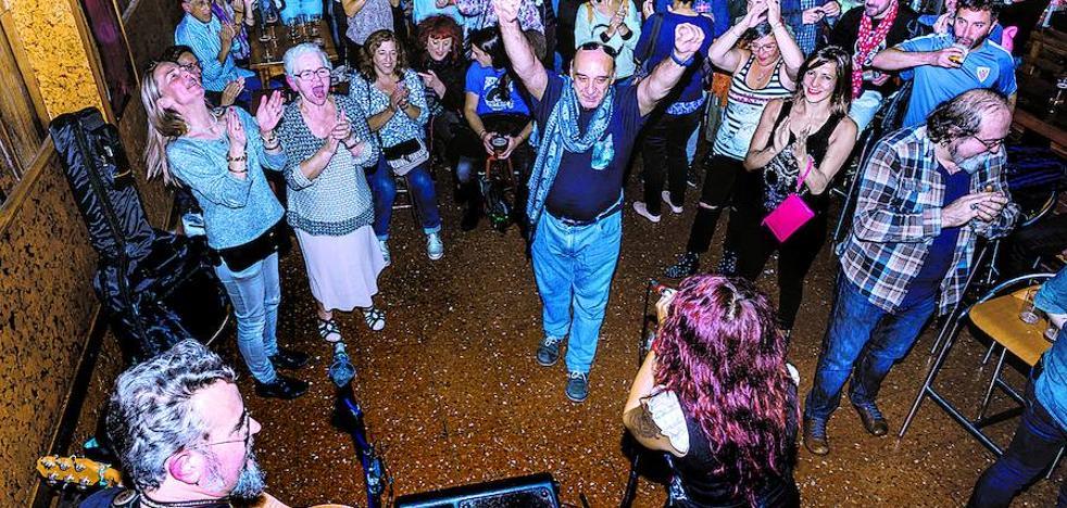 El Gobierno vasco limita los conciertos en bares a 12 anuales, la mitad que ahora