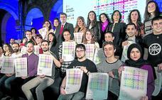 Bilbao presume de juventud creativa y con mucho criterio