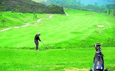 La Diputación prevé el cierre temporal del campo de golf de La Arboleda