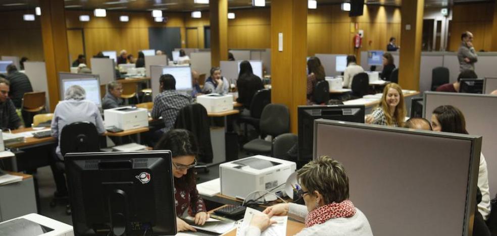 Álava pagará hoy las devoluciones por maternidad y paternidad de 2014