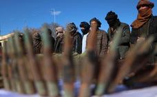 Los talibanes revelan un acuerdo para la retirada de EE UU