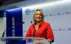 Raquel González se desmarca de la dirección del PP vasco y avanza que pactaría con Vox