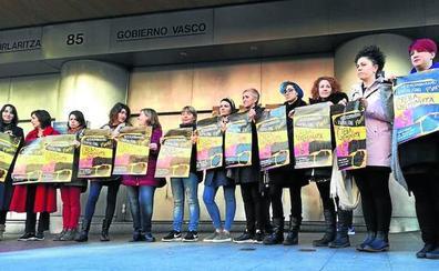 Los sindicatos vascos llaman a las mujeres a parar 24 horas el 8 de marzo