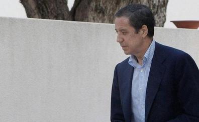 Eduardo Zaplana, en libertad tras bloquearle la juez 6,7 millones en el extranjero