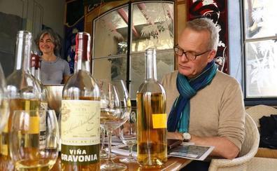 Rioja, bajo el prisma de míster Atkin