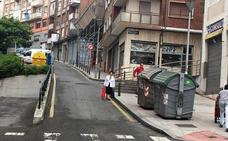 Sestao destina alrededor de 166.000 euros a mejorar la accesibilidad en varias calles
