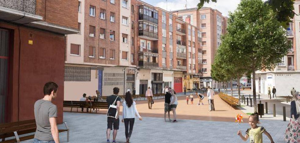 La calle Médico Tornay se moderniza y dice adiós a los coches