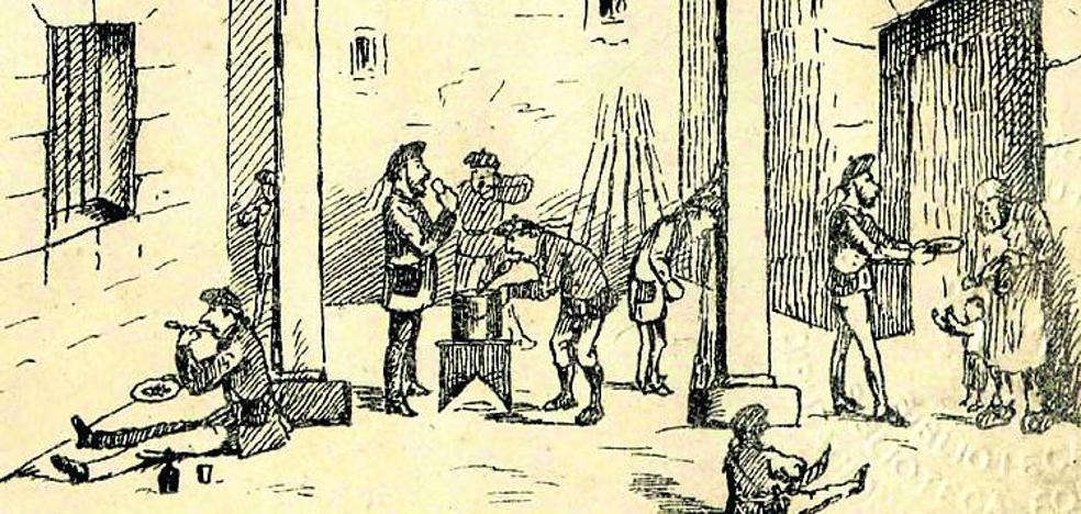 El primer cómic vasco