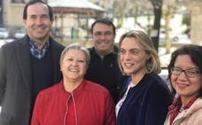 La portavoz del PP en el Ayuntamiento de Galdakao repite como candidata a la Alcaldía