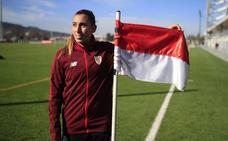 María Cirauqui: «Va a ser un buen partido y esperemos que la gente se anime»