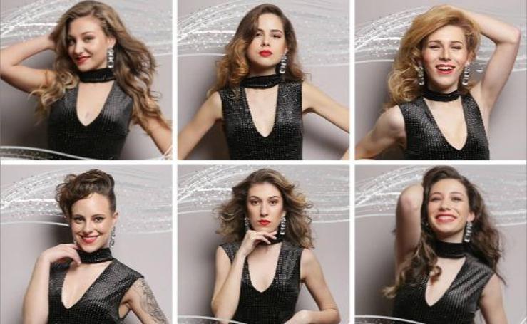 Las 19 aspirantes a Miss Grand Euskadi 2019