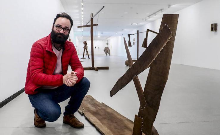 Jacobo Castellano expone en el Artium