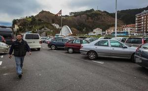 Ondarroa negocia con el Obispado la apertura del parking de Txomin Agirre