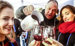 Lapuebla presume de vinos jóvenes