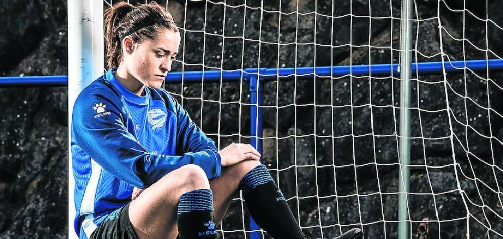 Laura Berezo: «Vamos a por todas, queremos la liga»