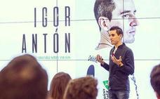 El exciclista Igor Antón se reinventa