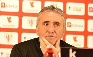 Joseba Agirre: «Tenemos que gestionar las emociones en el campo»