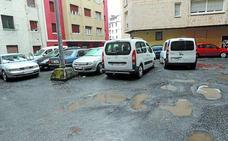 La reforma de la plaza de Miguel de Aginaga costará 193.000 euros