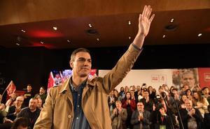 «Nunca vamos a aceptar la autodeterminación», dice Pedro Sánchez en el BEC