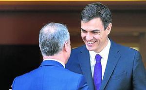 El giro de Sánchez descoloca al PNV
