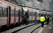 Un cúmulo de errores humanos causó el choque de trenes mortal de Barcelona