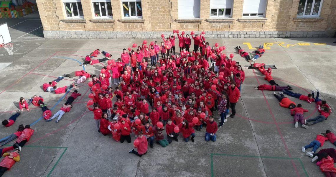 Flujo sanguíneo desde las aulas
