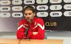 Arrondo:«El equipo se está manejando bien en situaciones de presión»