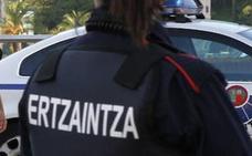 Seis jóvenes, tres de ellos de 15 años, roban y dan una paliza a una pareja en el centro de Bilbao