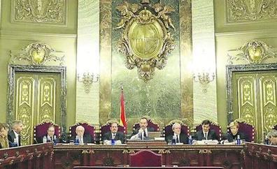 El martes se celebra el juicio del procés, una vista oral histórica