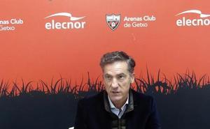 «Hay que ser críticos: no competimos en la segunda parte», afirma Larrazabal