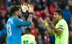 Suárez: «Nos faltó comunicación entre los jugadores»