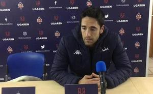Íñigo Vélez considera «justo» el empate