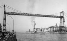 Un repaso a la historia del Puente Colgante