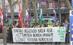 «La amenaza y la coacción son malos ingredientes para llegar a un acuerdo», advierte Kristau Eskola