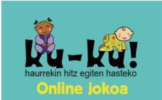 Arrigorriaga impulsa el uso del euskera en las familias con niños menores de 5 años