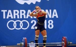Lydia Valentín, elegida por segundo año consecutivo mejor halterófila del año
