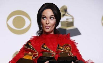 Los Grammy se reconcilian con el rap y las mujeres