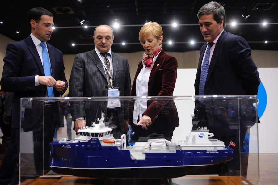 Ecos de Elcano en el estreno de la World Maritime Week