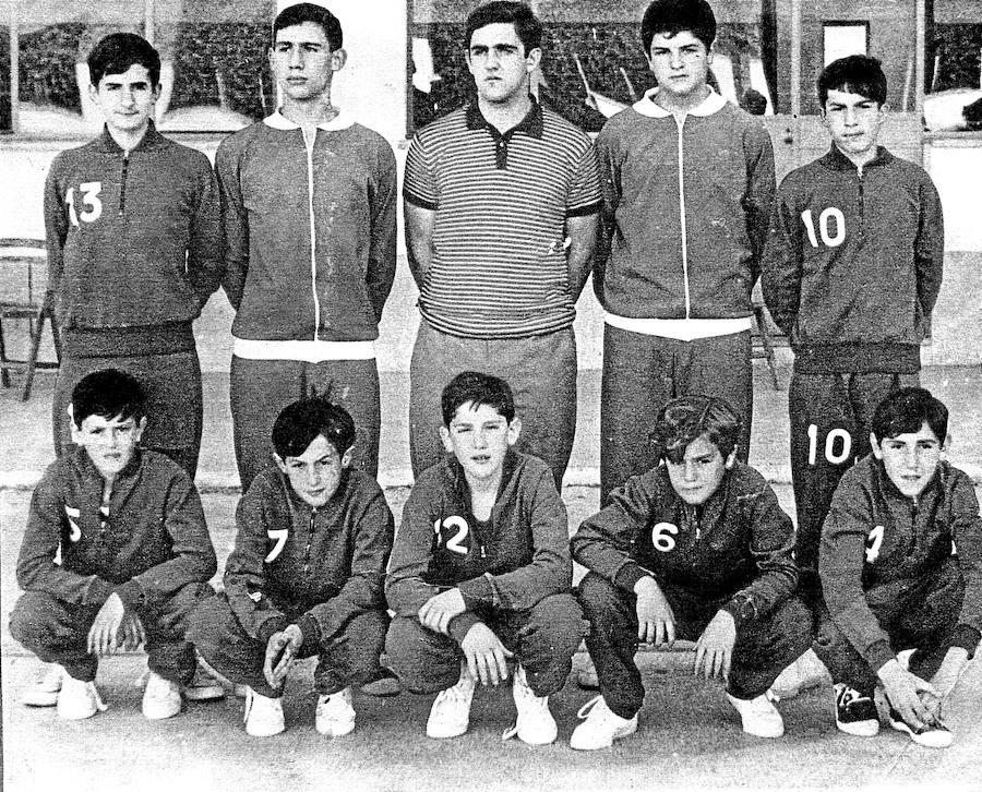 El minibasket trajo los primeros títulos nacionales a Álava